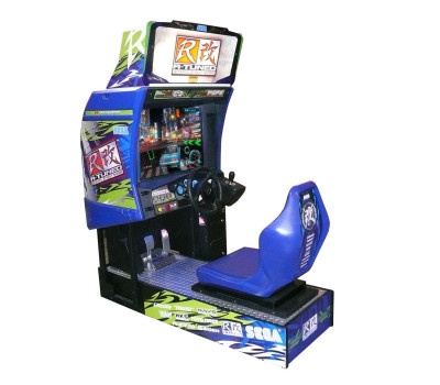 R-Tuned: Ultimate Street Racing Cabinet