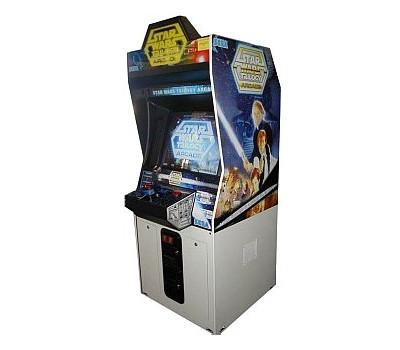 Star Wars Trilogy Arcade Cabinet