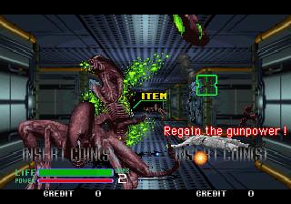 Alien 3: The Gun - System 32
