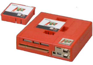 Sammy Atomiswave System mit Cartridge