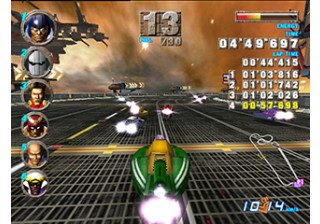 F-Zero AX - TriForce