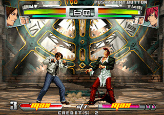 The King of Fighters NeoWave - Sammy Atomiswave