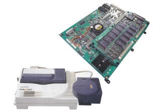 NAOMI PCB und GD-ROM Laufwerk
