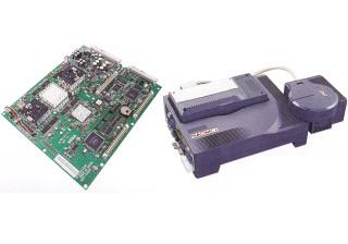 NAOMI 2 PCB und GD-ROM Laufwerk