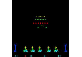 Space Tactics - 8080