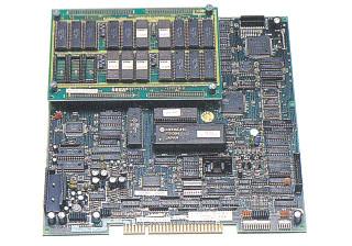 System 18 PCB