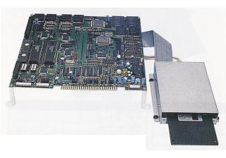 System 24 PCB und Floppy Drive