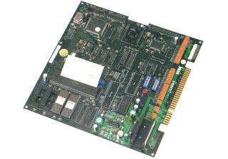 System C2 PCB