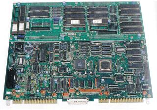 System Multi 32 PCB