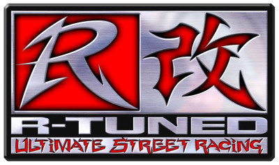 R-Tuned: Ultimate Street Racing Logo