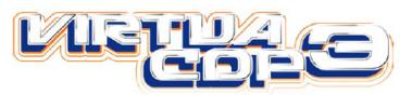 Virtua Cop 3 Logo