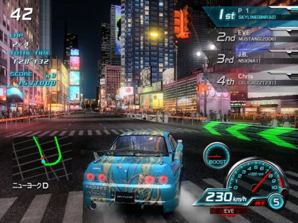 R-Tuned: Ultimate Street Racing Screenshot
