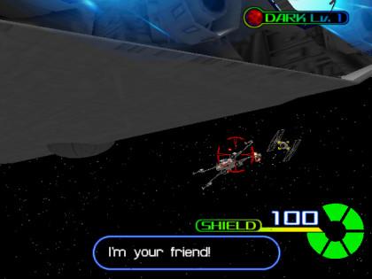 Star Wars Trilogy Arcade Screenshot
