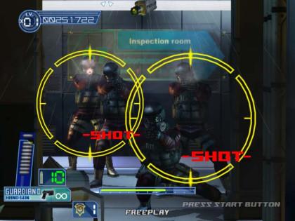 Virtua Cop 3 Screenshot